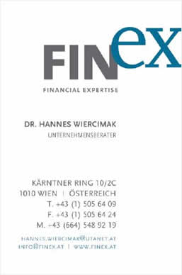 Unternehmensberatung Finex Financial Expertise In 1010 Wien